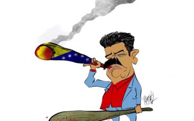maduro, venezuela president, pot, ganja